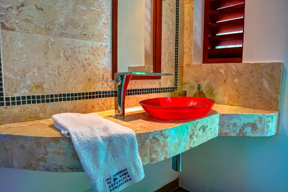 Villa Sofia – The Pool Suite – Bathroom