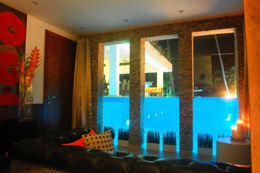 The Pool Suite