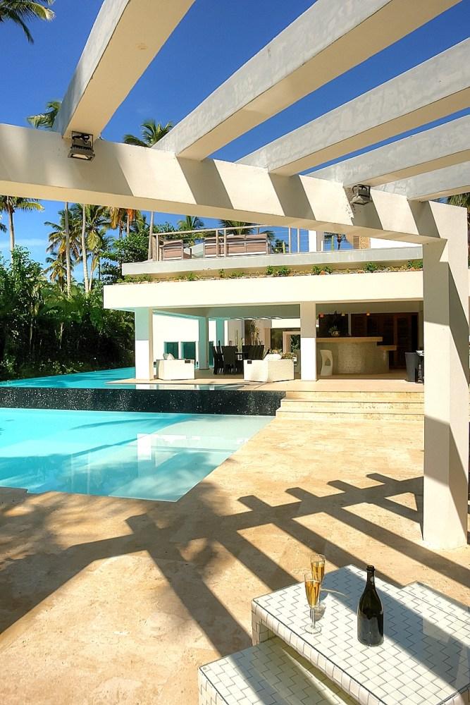 Villa Sofia – Outdoor. Garden & Pools – Pool Deck