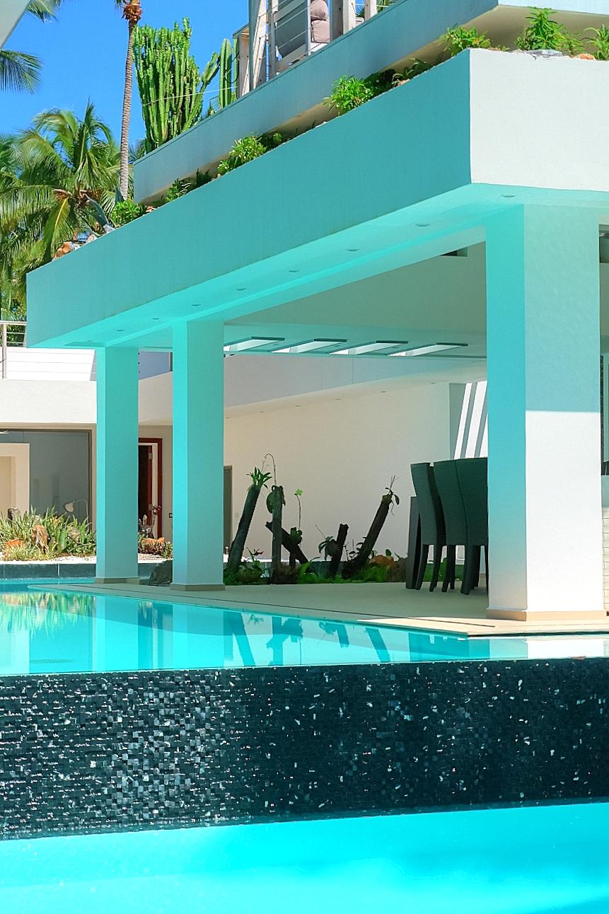 Villa Sofia – Outdoor. Garden & Pools – Pool/Terrace