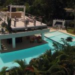 Villa sofia to rent in las terrenas
