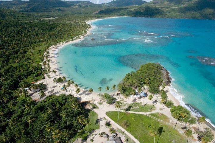 Playa Rincon Aerial