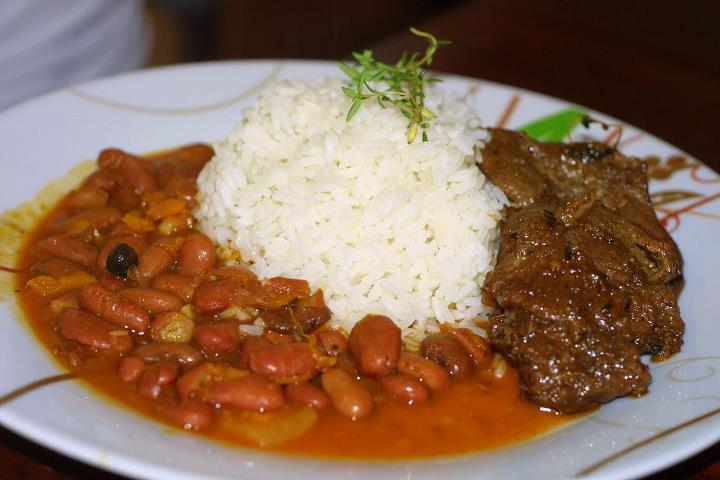 la-bandera cuisine