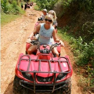 Las Terrenas – Things To Do – ATV/Quad Riding