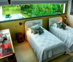 Villa Sofia – Floorplans – Family Suite – Beds
