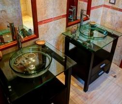 Villa Sofia – Floorplans – Family Suite – Bathroom