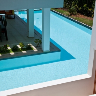 The Superior Suite Swimming Pool