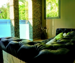 Villa Sofia – The Pool Suite – Living Space