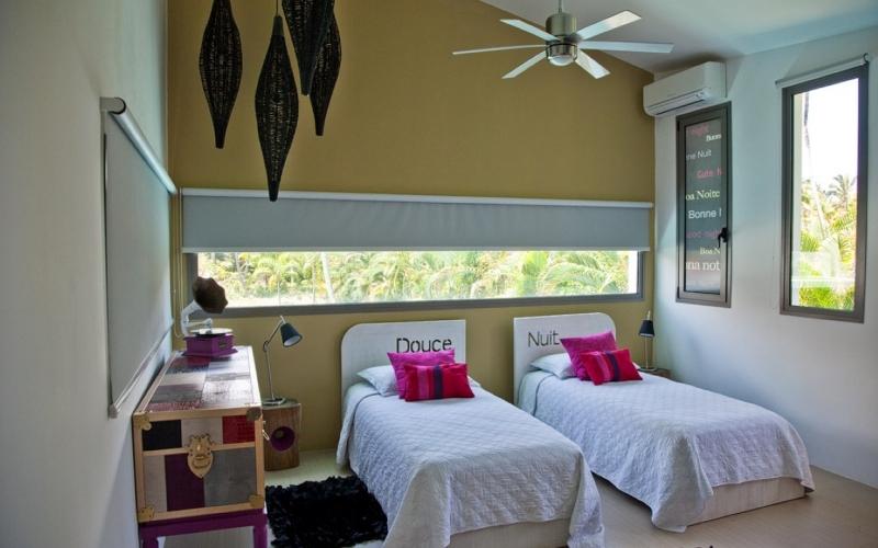 Villa Sofia – The Family Suite – Beds