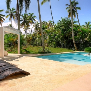 Villa Sofia – Outdoor. Garden & Pools – Pool Deck